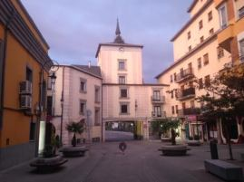 Aranda town